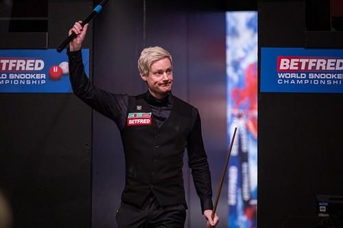 Снукер. Welsh Open. Нил Робертсон - Гари Уилсон. LIVE
