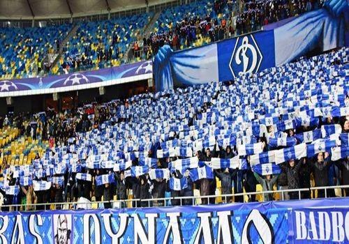 Фанати «Динамо» і німецького «Айнтрахту» влаштували масову бійку в центрі Києва (фото, відео)