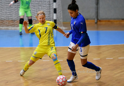 Юлія ТИТОВА: «Хочеться потрапити до фіналу Євро-2019»