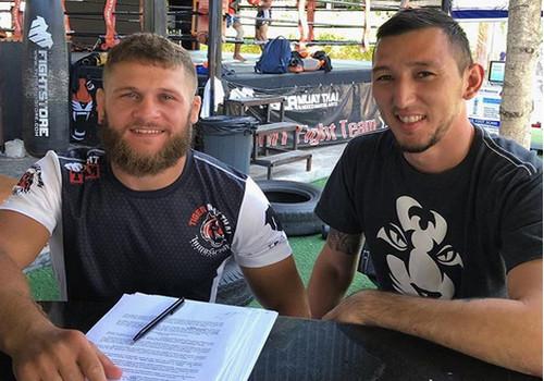Азербайджанский боец дебютирует в UFC