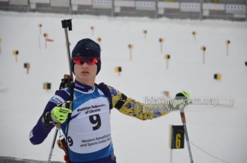 Степан КИНАШ: «Во время гонки постоянно думал, что я на тренировке»