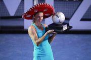 Abierto Mexicano de Tenis. Катерина Бондаренко
