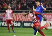 Динамо вырвало ничью у Олимпиакоса в концовке матча