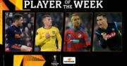 Кальехон и Баркли – претенденты на звание Игрока недели в Лиге Европы