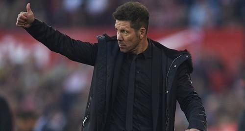 Симеоне подписал новый контракт с Атлетико