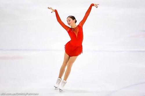 Фігуристка Архіпова здобула бронзу зимового олімпійського фестивалю