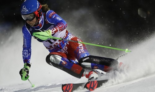Влхова – чемпионка мира в гиганте