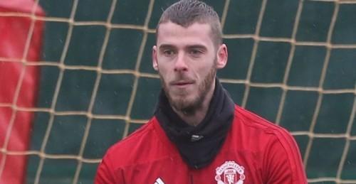 Манчестер Юнайтед до конца мая намерен продлить контракт Де Хеа
