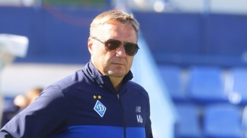 ХАЦКЕВИЧ: «Результат нас устроил, а игра Динамо устроила еще больше»