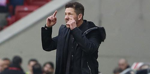 СИМЕОНЕ: «Вижу в Атлетико перспективу, поэтому продлил контракт»