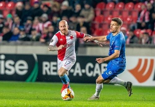 Славия — Генк — 0:0. Видеообзор матча