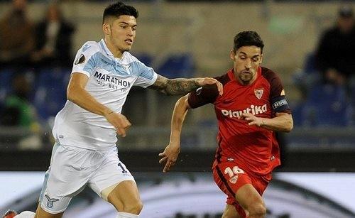 Лацио — Севилья — 0:1. Видео гола и обзор матча