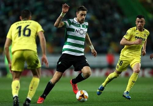 Спортинг Лиссабон — Вильярреал — 0:1. Видео гола и обзор матча
