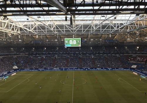 Шальке - Фрайбург - 0:0. Текстовая трансляция матча