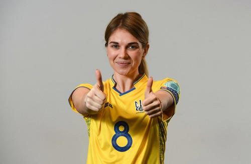 ДЕВУШКИ ДНЯ. Женская сборная Украины по футзалу
