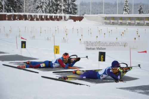 ЕЮОФ-2019. Украина заняла 12-е место в смешанной эстафете