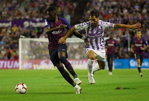 Барселона - Вальядолид. Прогноз и анонс на матч чемпионата Испании