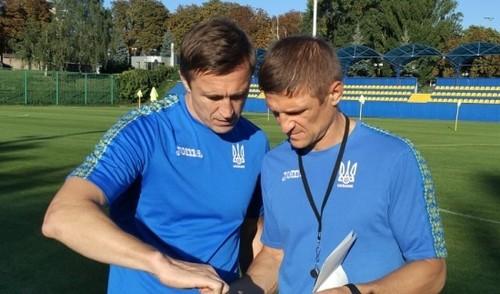 Нагорняк стал тренером Украины U-15 и U-19