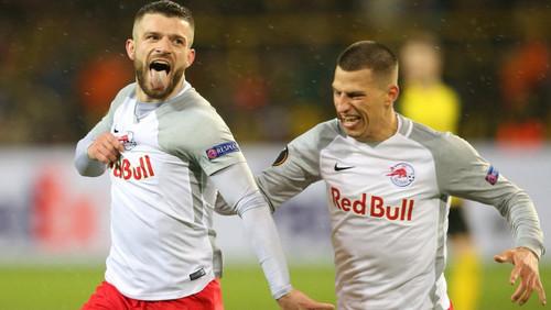 Брюгге – Ред Булл Зальцбург – 2:1. Видео голов и обзор матча