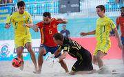 Рейтинг FIFA: збірна України по пляжному футболу- п'ятнадцята