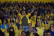 На матче с Чехией будет тысяча украинских болельщиков