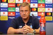 FootballHub: Хацкевич останется главным тренером Динамо