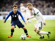 Германия и Франция обошлись без голов