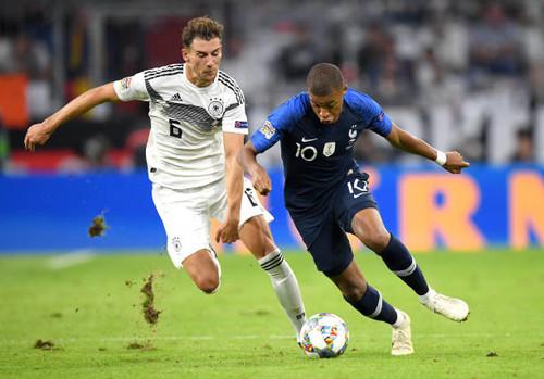 Германия - Франция - 0:0. Текстовая трансляция матча