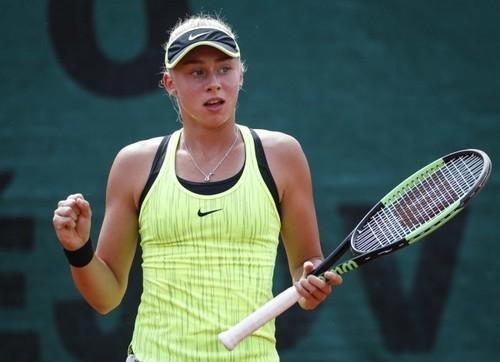 US Open. Лопатецкая обыграла чемпионку Европы во втором круге