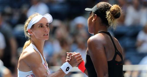 ЦУРЕНКО: «Заболела, но решила не сниматься с US Open»