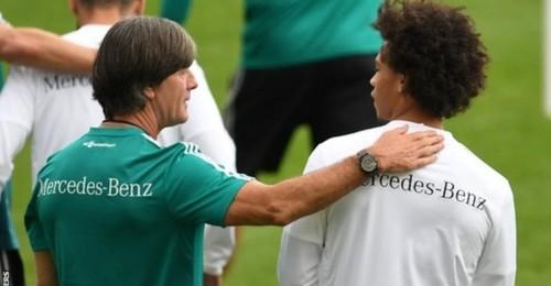 КРООС: «Иногда кажется, что Сане все равно, выиграла Германия или нет»