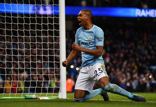 Манчестер Сити ищет замену Фернандиньо