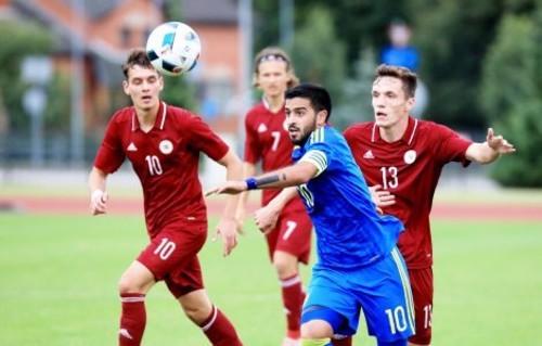 Украина U-21 - Латвия U-21 - 3:2. Текстовая трансляция матча