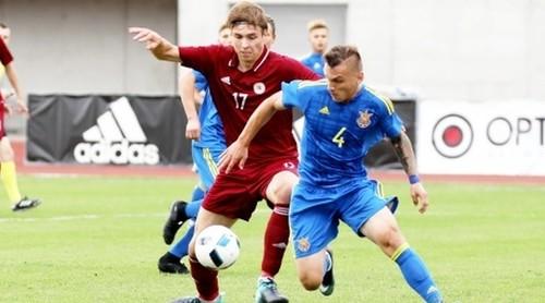 Украина U-21 – Латвия U-21. Прогноз на матч квалификации Евро-2019