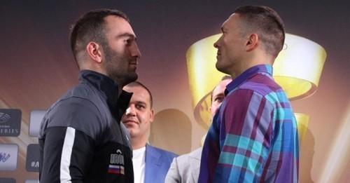 УСИК: «Готов еще раз драться с Гассиевым. Даже в Москве»