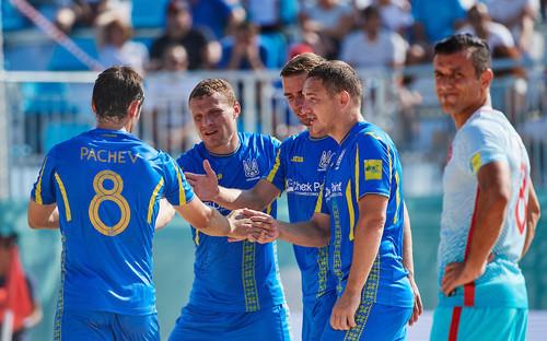 Украина - Россия - 0:6. Видео голов и обзор матча