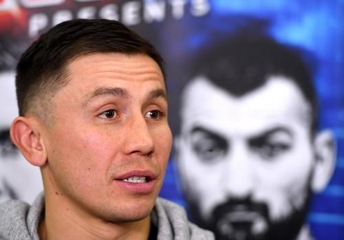 Головкин посетит конгресс WBC в Киеве