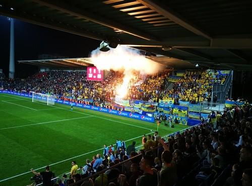 Сборная Украины стартовала в Лиге наций с победы над Чехией