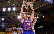 Как украинцы на Пиренеях в баскетбол играют