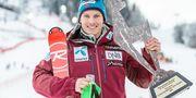 Кристофферсен – чемпион мира в гиганте