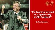 Фергюсон на один матч возглавит Манчестер Юнайтед