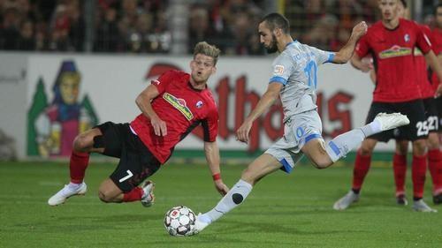 Где смотреть онлайн матч чемпионата Германии Шальке - Фрайбург