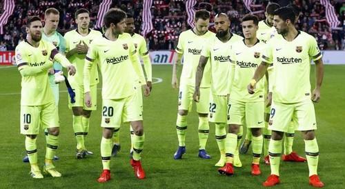 Барселона – Вальядолид - 1:0. Текстовая трансляция матча