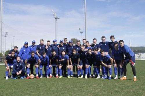 Динамо U-19 завершило турецкий сбор