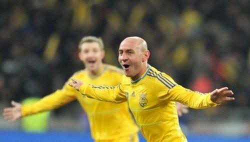 Сергей НАЗАРЕНКО: «В сборной Украины никогда не унывал только Воронин»