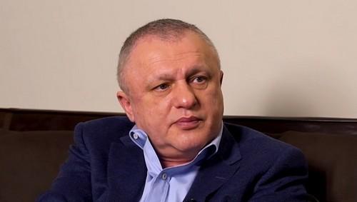 Игорь СУРКИС: «Я хотел продать Ярмоленко»