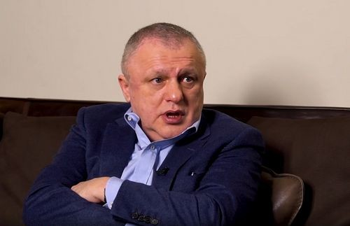 Игорь СУРКИС: «Не хочу получать по 6 голов в Лиге чемпионов»