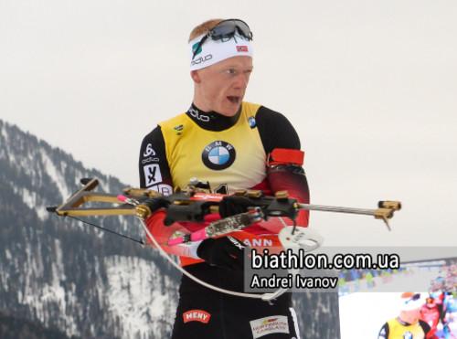 Йоханнес Бё досрочно выиграл Малый хрустальный глобус зачета спринтов