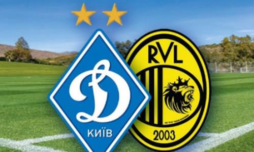 Динамо U-21 завершило сбор поражением от молодежки Руха