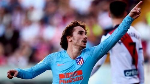 Атлетико добыл трудную победу и вернулся на 2-е место Ла Лиги